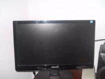 Monitor PHILIPS cu telecomanda si tastatura