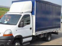 Transport marfa mobila moloz