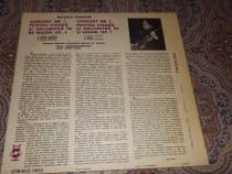Vinil de colectie-Niccolo Paganini-Conceert Nr 1 si 2 pt vio