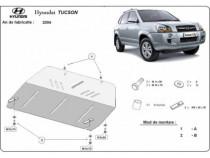 Scut metalic Hyundai Tucson incepand cu 2004