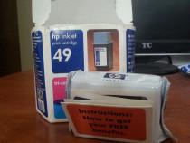 Cartus Color Original Imprimanta HP