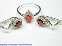 Set bijuterii argint Model ST694121
