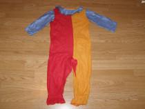 Costum carnaval serbare clovn pentru copii de 2-3 ani