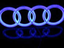 Audi A3, A4, A5, A6, A7,A8, Q3, Q5, Q7 - Emblema led dedicat
