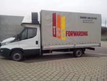 TCS Forwarding ofera contract transport