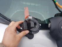 Kit airbag + banda volan cu mufe Toyota Aygo