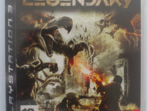 Legendary Playstation 3 PS3