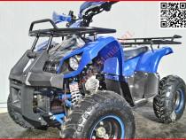 Atv 125cc 2wd hummer3 m7'' automatic cu revers albastru