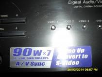 SONY, Japan, receiver (amplificator+tuner FM/AM) 7.1, model