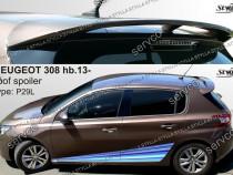 Eleron spoiler tuning Peugeot 308 Sport Gti Vti 2013-2018 v1