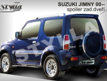 Eleron spoiler tuning Suzuki Jimny 1998