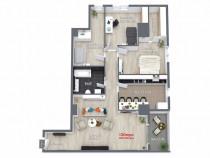 Apartament 4 camere 130mpc central