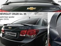 Eleron spoiler portbagaj tuning sport Chevrolet Cruze Sedan