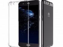 Husa Huawei P10 Plus Silicon Transparent Ultra Slim 0.3mm