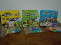 Lego minecraft- 3 jocuri
