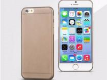 Husa Hoco ultra slim, iPhone 6 Plus / 6s Plus, negru mat