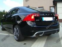 Prelungire bara spate spoiler tuning Volvo S60 V60 R ver3