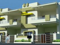 Vila Moderna in Duplex, Budesti