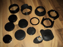 Parasolar,capac,filtru uv obiectiv foto model divers canon 5