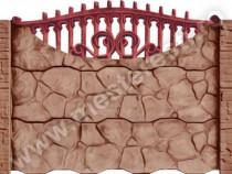 Gard placi Beton prefabricat Gotic 1 - transport gratuit