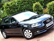 Audi A3 1,6 TDI piele alcantara