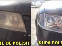 Reconditionare faruri matuite. Polish auto professional 3M