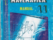 Manual matematica, clasa a 11-a, a xi-a, leonte alexandru