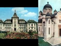 Craiova - set două ilustrate