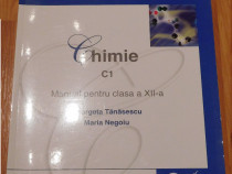 Chimie - Manual Clasa a XII-a de Georgeta Tanasescu