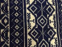 Cuvertura lana,tesuta manual,deosebita,196x150 cm