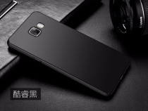 Samsung A5 2017 - Husa Ultra Slim 0.3mm Neagra Din Silicon