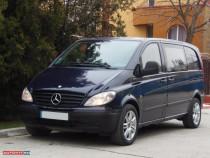 Mercedes vito 120 3000 v6 204cp utilitara 5 locuri mixto