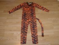 Costum carnaval serbare tigru pentru copii de 7-8-9-10 ani