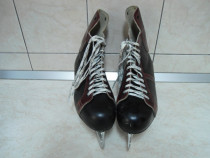 Vintage, Patine din piele Lico Professional Canadian /45