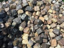Piatră cubica din recuperari