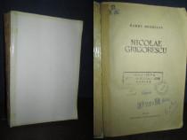 Carte romaneasca: B.Brezeanu-N.Grigorescu, 1959.