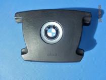 BMW Seria 7 E65 E66 E67 E68 Airbag 4 Spite Negru 2002-2008
