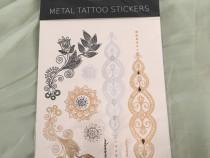 Tatuaje metalice temporare