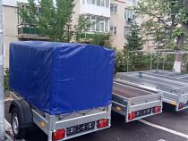 Boro remorca 750 kg 204x109x27 rar efectuat