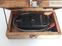 Dispozitiv setare verticalitate electroeroziune Agie