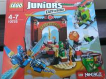 Lego Ninjago Juniors 10725 - Templul Pierdut- nou, sigilat