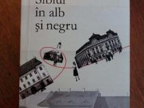 Sibiul in alb si negru - N. I. Dobra (autograf) / R8P1F