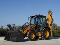 Execut lucrari cu buldoexcavator - sapaturi fundatii
