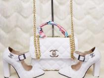 Genti Chanel cu maner /France/new model/calitate A+++