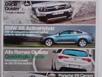 Revista auto ProMotor nr. 71 / 2010  2010 , 96 pagini