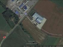 Teren Sfântu Gheorghe zona DN12- Vamă-RAR 20000mp