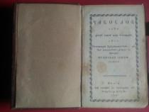 Ceaslov scris in limba romana cu caractere chirilice