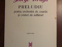Preludiu pentru orchestra de coarde si cvintet de suflatori