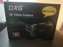 Camera Video 3D FULL HD Made in Japan DVX5F9 3D View