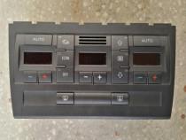 Comanda climatronic Audi A4 B7, 2006, cod 8E0820043BL